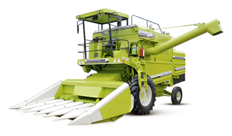 Tractor Transport hauls forage harvesters